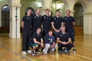 Trenéři basketbal